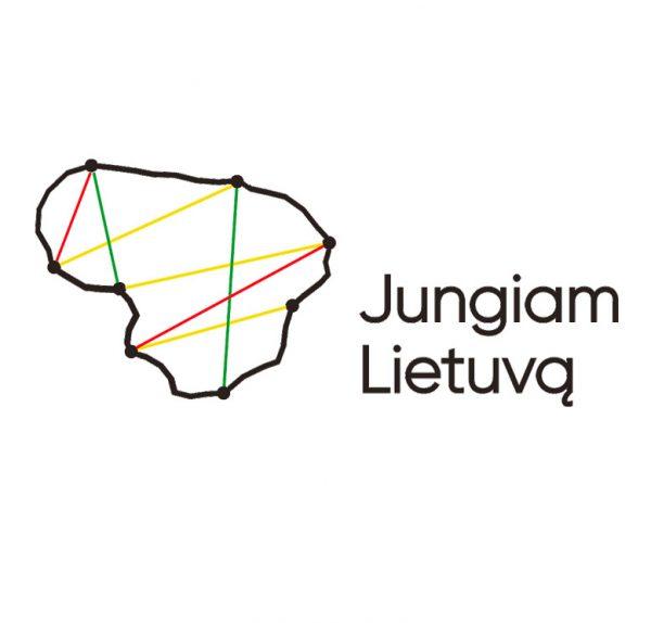 logo jungiam Lietuva